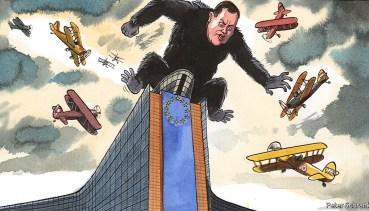 Afbeeldingsresultaat voor selmayr cartoon