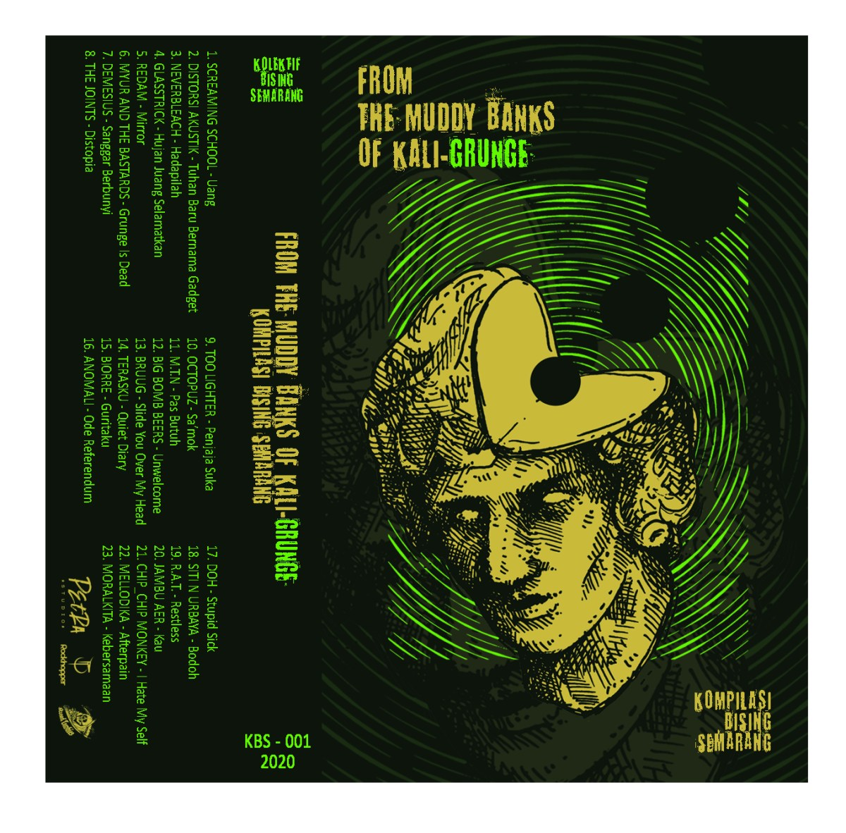 "Kompilasi bising dari Semarang ""From The Muddy Banks Of Kaligrunge"""