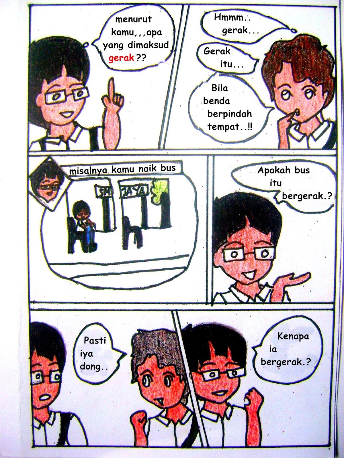 Komik Pendek Pendidikan : komik, pendek, pendidikan, Gambar, Komik, Pendidikan, Mudah
