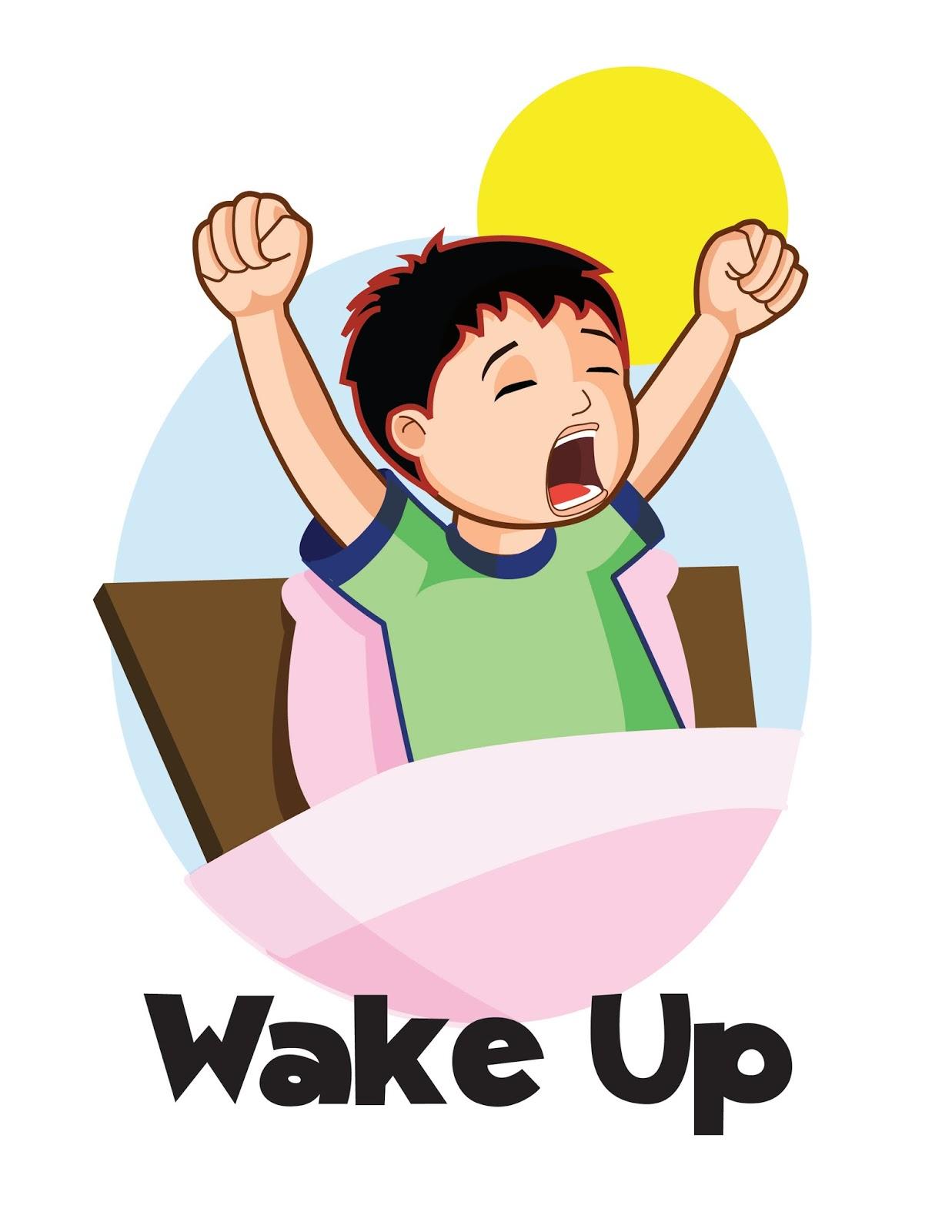 Bangun Tidur Kartun : bangun, tidur, kartun, Gambar, Kartun, Orang, Bangun, Tidur, Cikimm.com