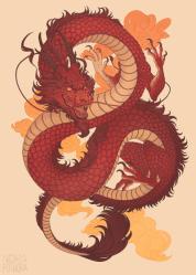 Chinese Dragon Wallpaper Tumblr