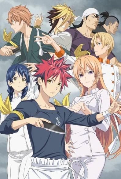 Download Shokugeki No Souma Season 3 Sub Indo : download, shokugeki, souma, season, Anibatch, Shokugeki, Souma