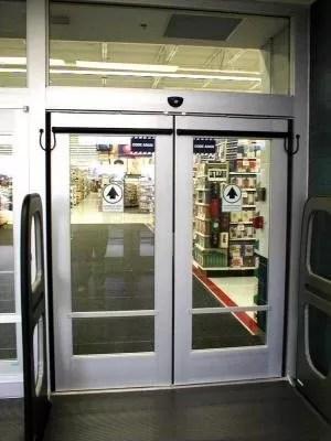 Automatic Swinging Doors
