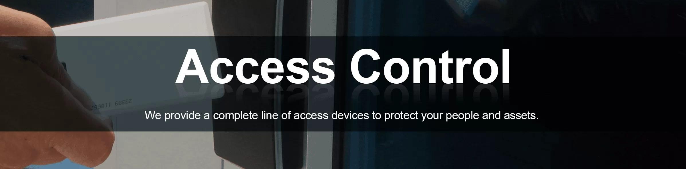 Access Control Systems Toronto