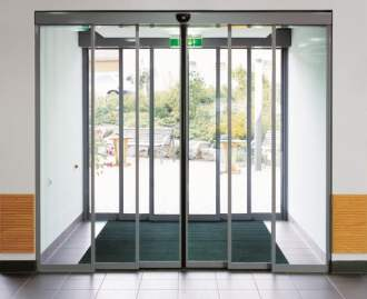 At long last, engineers create automatic sliding doors with Star Trek-like intelligence - ExtremeTech