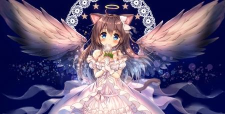Beautiful Mythical Creature Beautiful Wallpaper Angel