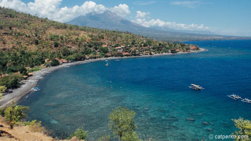 Amed, salah satu tempat snorkeling di Bali yang harus kalian kunjungi