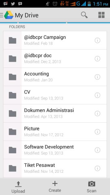 Aplikasi Yang Harus Dimiliki Geek Traveler, Google Drive!