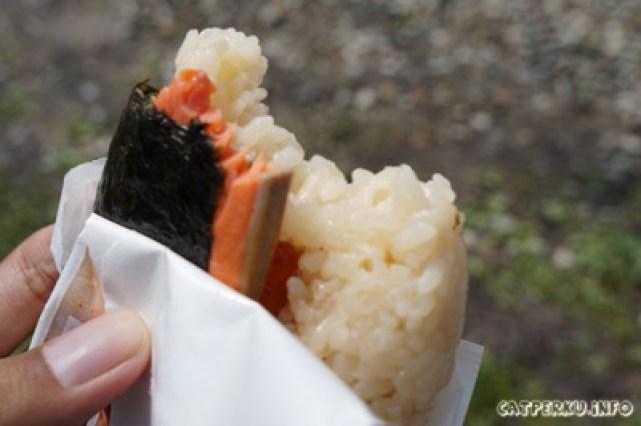 Onigiri Makanan Paling Murah Di Jepang
