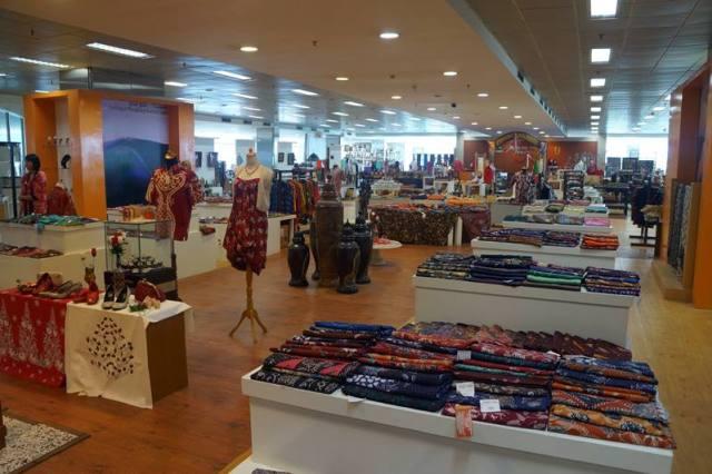 SMESCO mirip mall, tapi produknya unik!