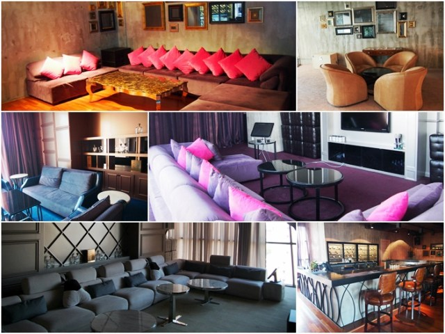 VIP and private room!