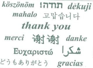 Semakin banyak bahasa yang bisa, semakin mudah membaur dengan orang lokal ketika traveling