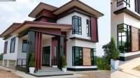 Desain Villa Bertingkat