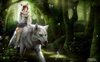 Wallpaper Mythical Wallpaper Wolf Images