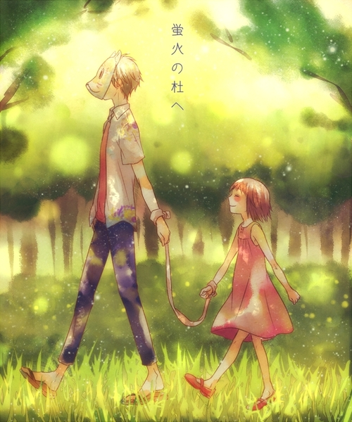 Piano No Mori Sub Indo : piano, Anime, Hotarubi