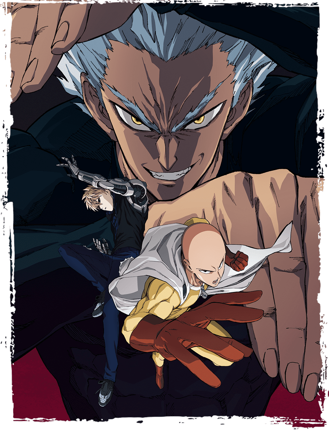 Download One Punch Man Sub Indo Mp4 : download, punch, Punch, Season, Belajar