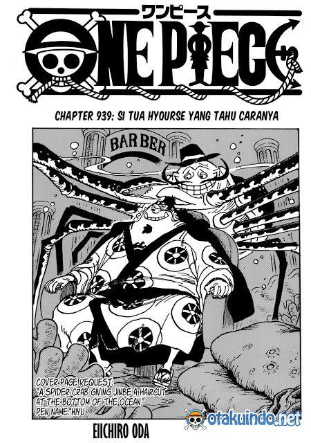 Baca Manga One Piece 979 Bahasa Indonesia : manga, piece, bahasa, indonesia, Manga, Piece, Terbaru, Bahasa, Indonesia