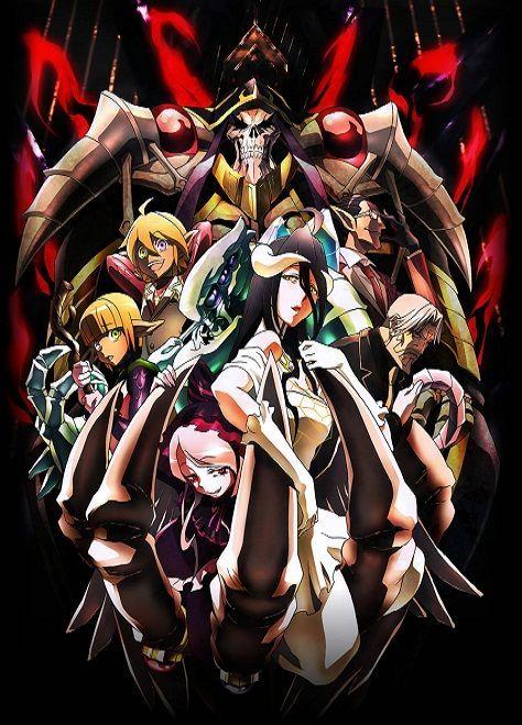 Overlord Movie 1 Sub Indo : overlord, movie, Overlord, Anime, Movie