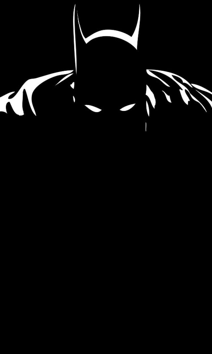 Black Batman Wallpaper : black, batman, wallpaper, Batman, Wallpaper, Phone