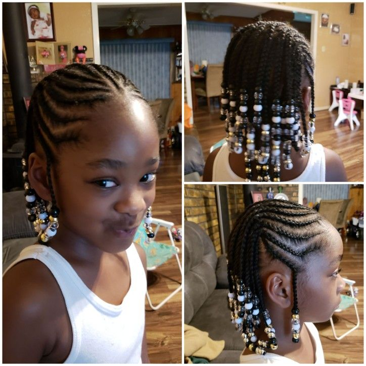Baby Girl Braided Hairstyle Toddler Black Baby Hairstyles Hair Style