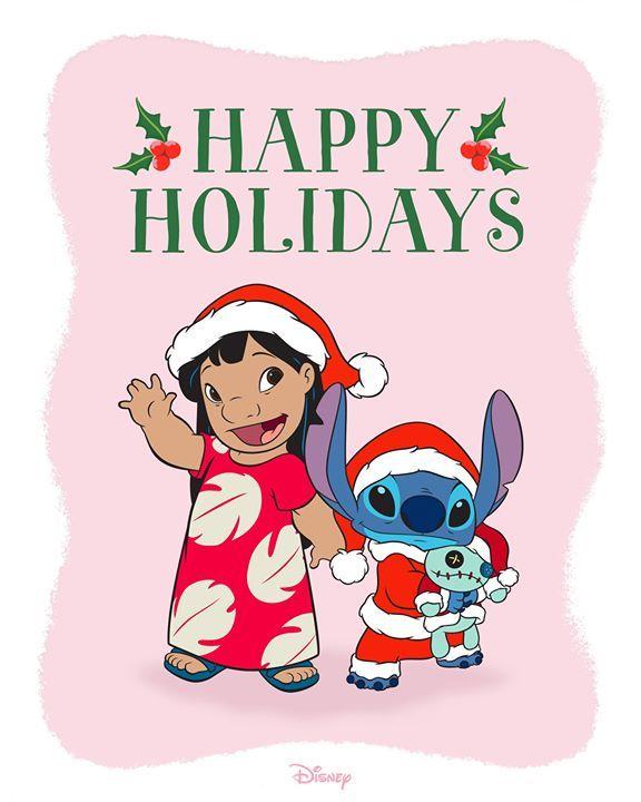 Lilo And Stitch Christmas Wallpaper : stitch, christmas, wallpaper, Disney, Stitch, Christmas, Wallpaper