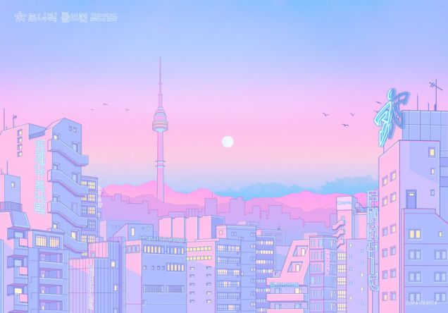 Pastel aesthetic anime wallpapers top free pastel. Anime Wallpaper Aesthetic Desktop