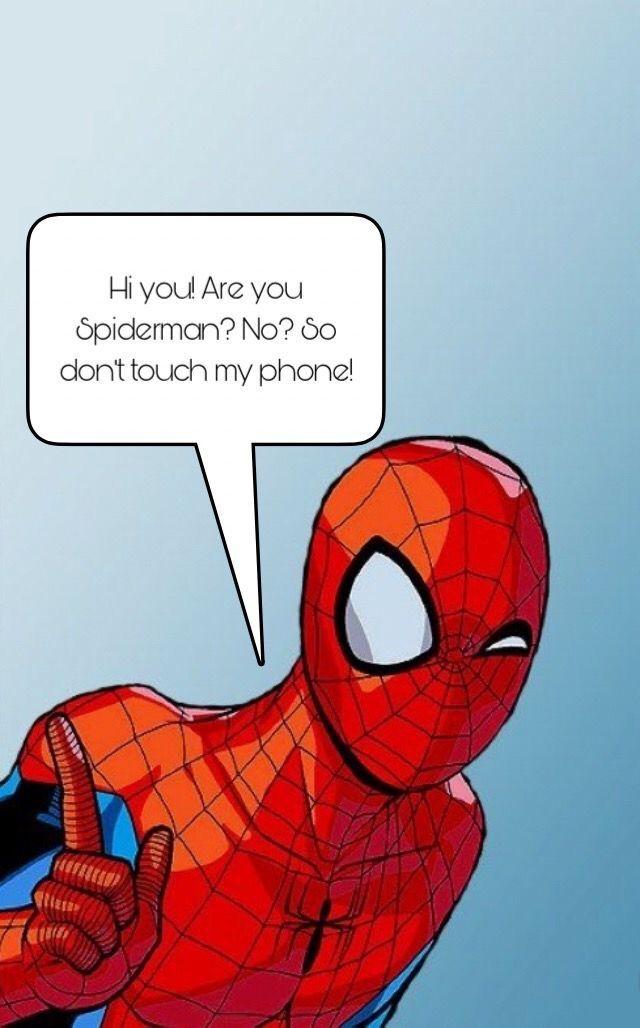Spiderman Funny Wallpaper : spiderman, funny, wallpaper, Background, Funny, Spiderman, Wallpaper