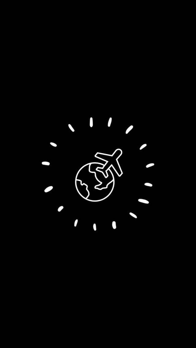 Lambang Instagram Hitam Putih : lambang, instagram, hitam, putih, Gambar, Instagram, Hitam, Putih, Terkini