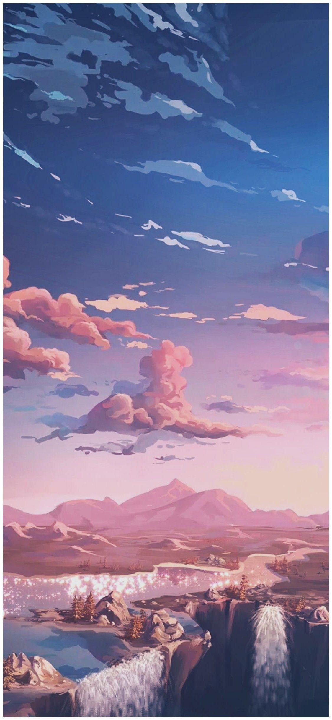 Pastel Wallpaper Anime Aesthetic