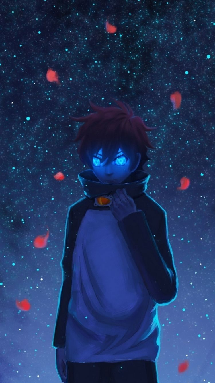 Anime Boy Wallpaper 4k Android