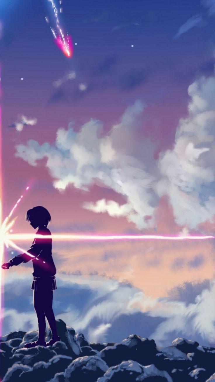 Wallpaper 4k Anime Your Name