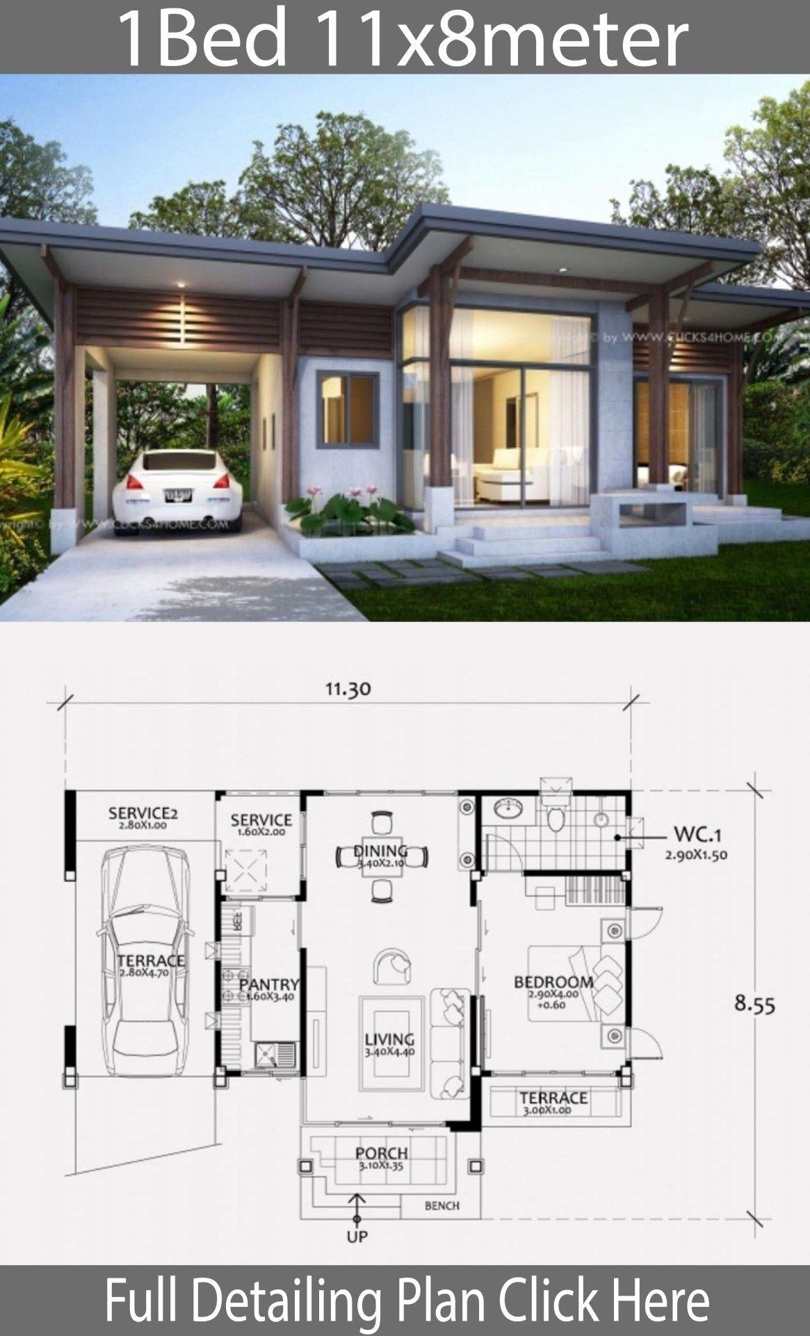 Bloxburg One Story Modern House : bloxburg, story, modern, house, Bloxburg, House, Layout, Ideas, Story
