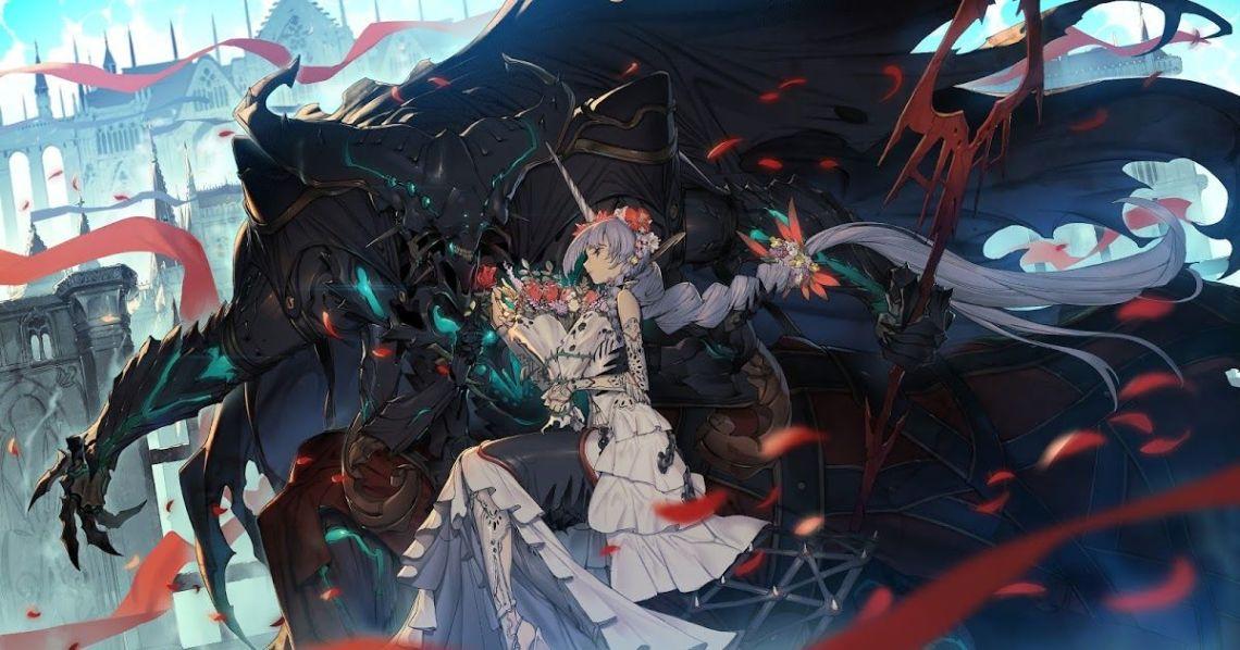 Fantasy Anime Wallpaper Hd 4k
