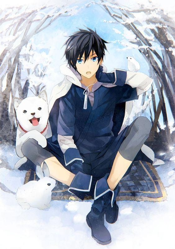 Handsome Anime Hot Boy Wallpaper