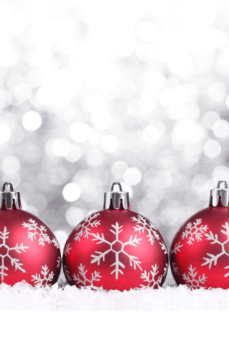 Red And White Christmas Wallpaper : white, christmas, wallpaper, Merry, Christmas, Wallpaper, White