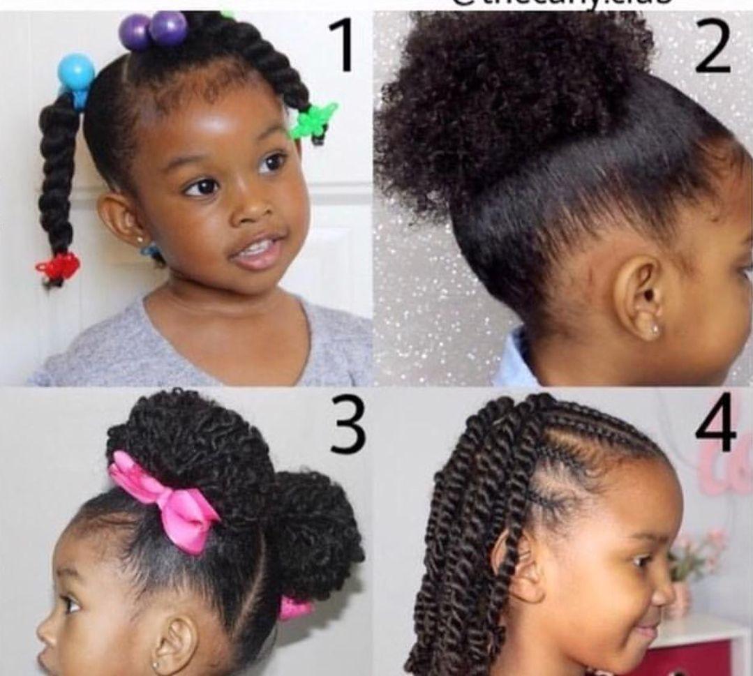 African American Cute Baby Girl Hairstyles Hair Style