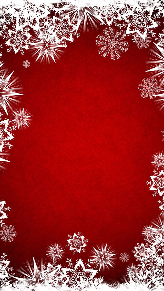Red And White Christmas Wallpaper : white, christmas, wallpaper, Background, Christmas, Wallpaper, White