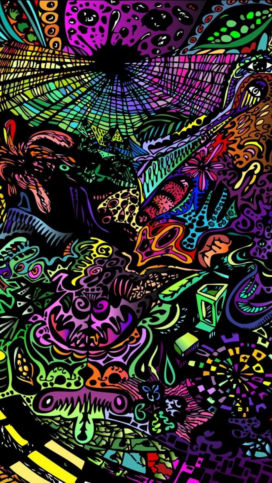 Trippy Stoner Backgrounds : trippy, stoner, backgrounds, Stoner, Trippy, Wallpaper, Iphone