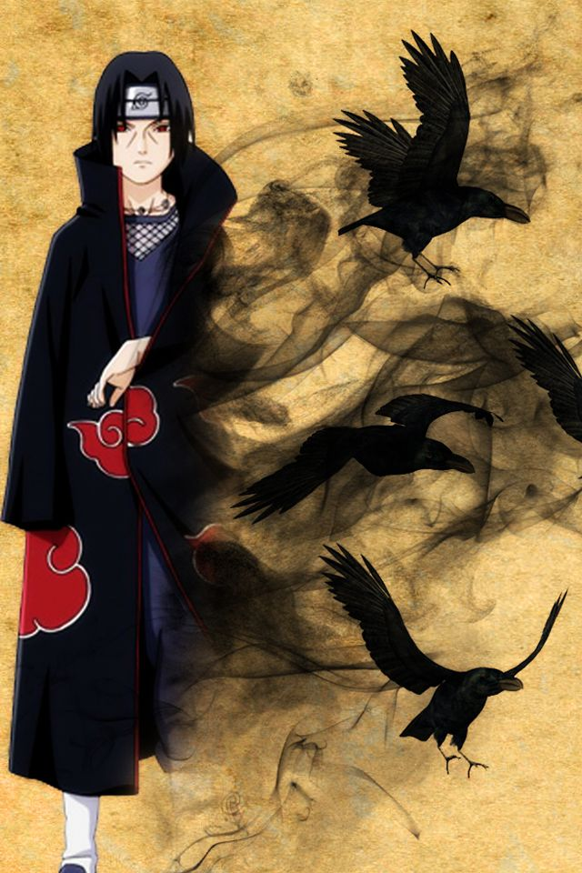 Itachi And Sasuke Wallpaper I Phone