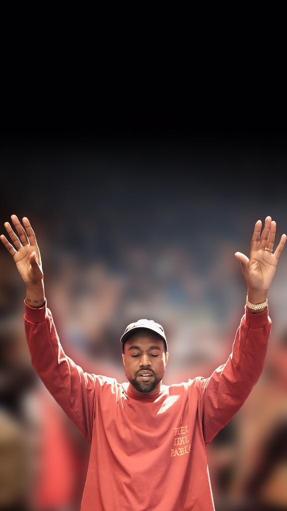 Holding Notification Wallpaper : holding, notification, wallpaper, Holds, Notification, Wallpaper, Kanye, Iphone