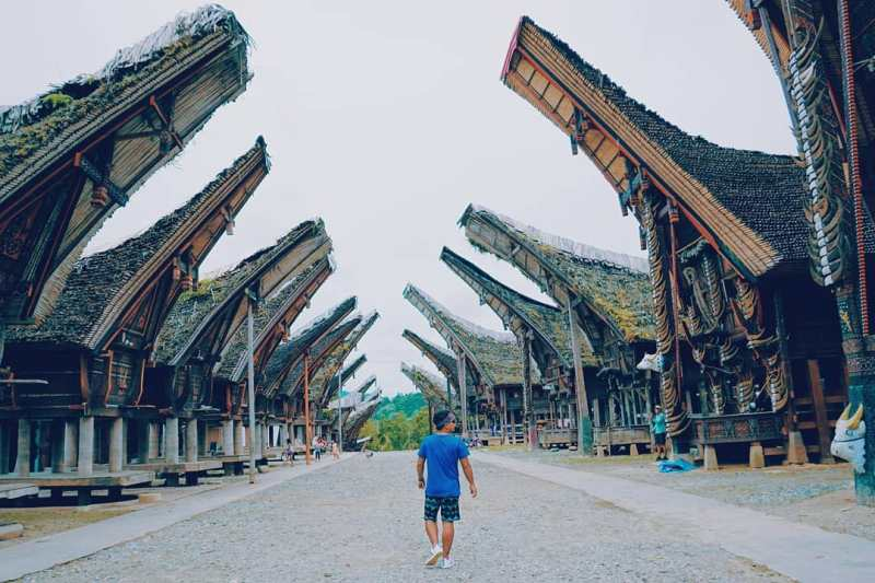 Pallawa village, Toraja, South Sulawesi! via @ramddanie