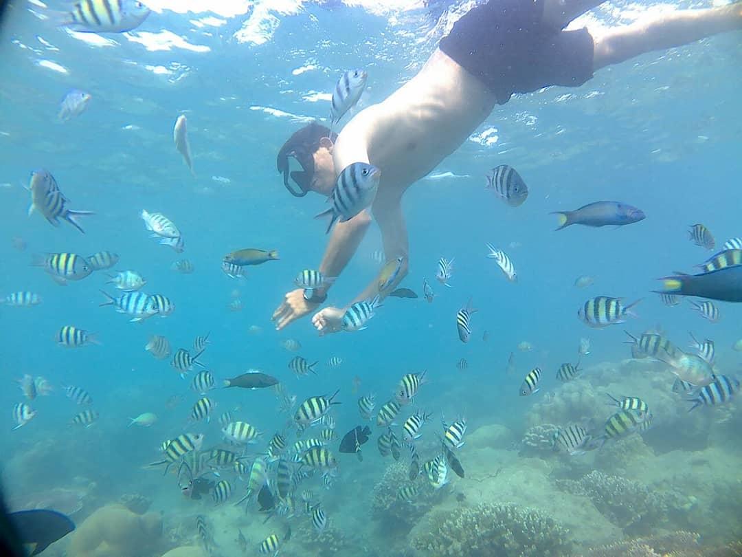 13. Thousand Islands Jakarta day trip Destination : Bidadari Island