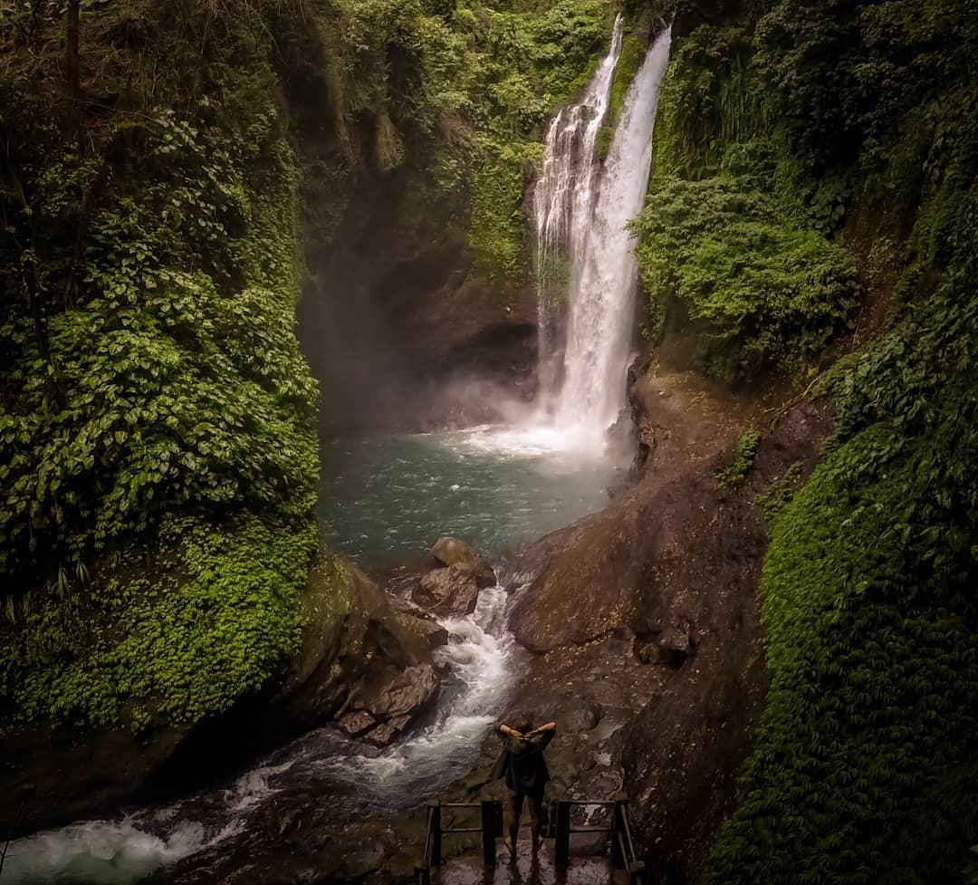 Location Of Aling Aling Waterfall Bali Buleleng! via @lorena_green_