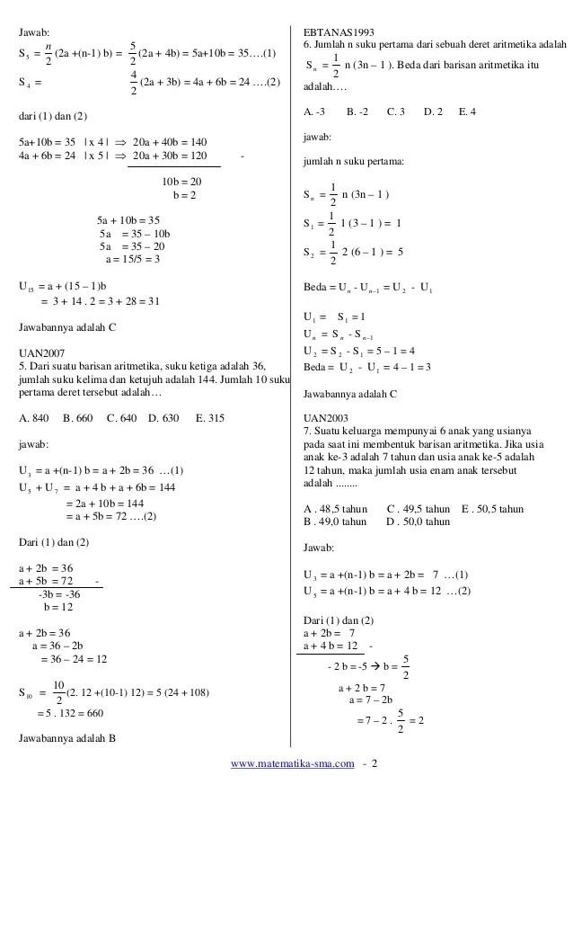 Contoh Soal Induksi Matematika Kelas 11 Beserta Jawabannya : contoh, induksi, matematika, kelas, beserta, jawabannya, Contoh, Jawaban, Induksi, Matematika
