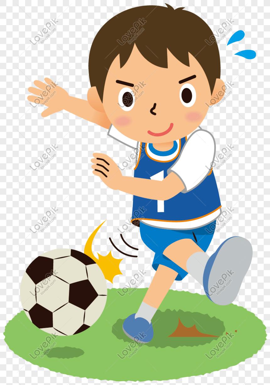Animasi Anak Bermain : animasi, bermain, Gambar, Orang, Bermain, Kartun