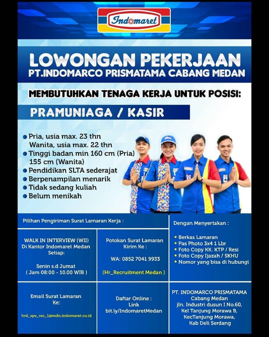 Www.indomaret.co.id Lowongan Kerja : www.indomaret.co.id, lowongan, kerja, Loker, Indomaret, Ancol