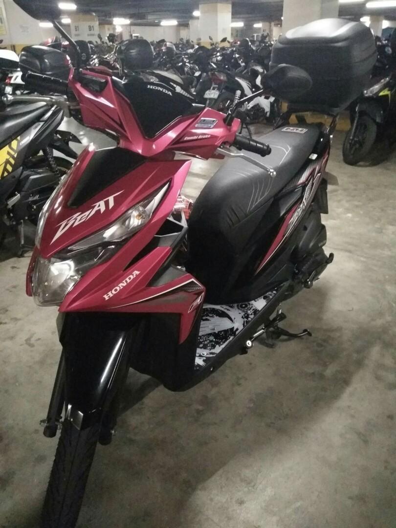 Honda Beat Png : honda, Black, Honda, Customize