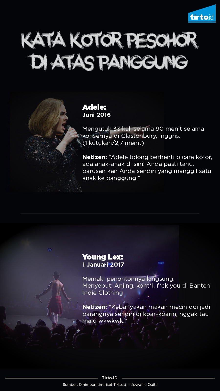 Kata Kata Gaul Young Lex : young, Rapper