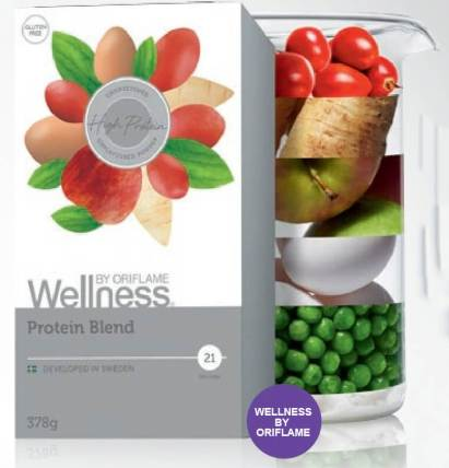 36169 Protein Blend Wellness By Oriflame