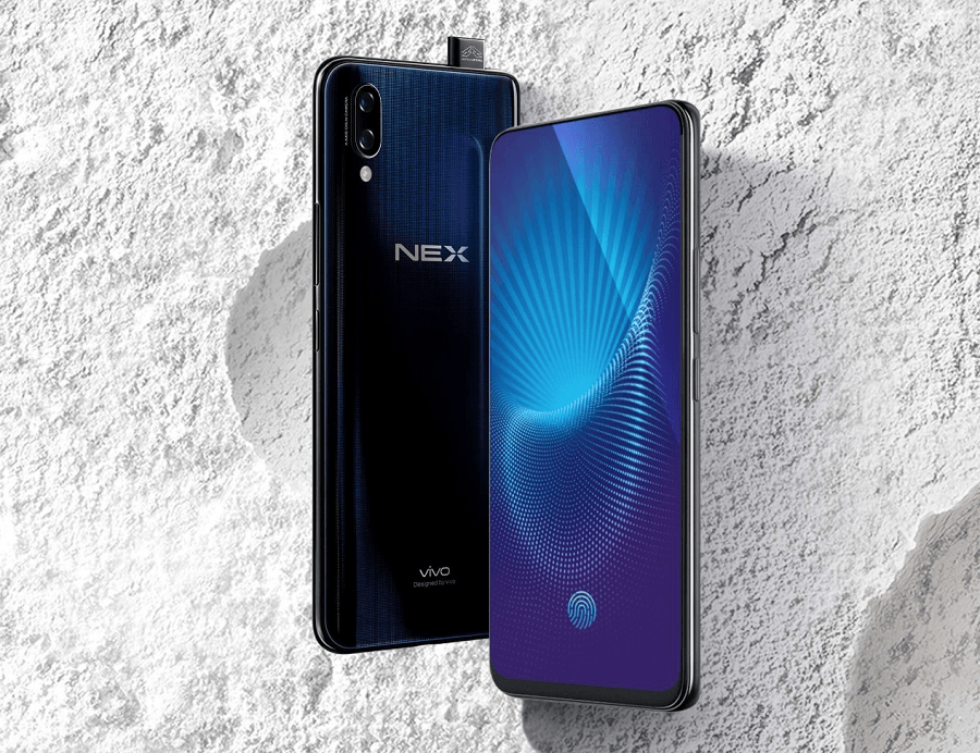 The Vivo NEX is now official: Know its complete specifications - OptoCrypto